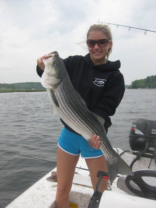 Striped Bass Emily
