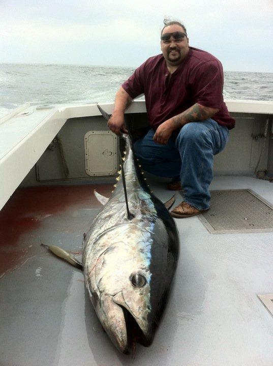 Tuna Fishing Charters in Massachusetts Catch Bluefin Tuna