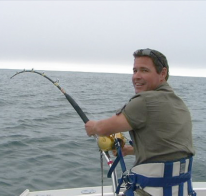 Jeff Corwin Fishing with MBG