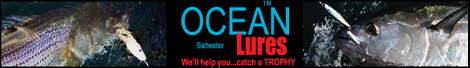 Ocean lures Tackle